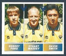 PANINI FOOTBALL LEAGUE 1996- #397-OXFORD UNITED-R FORD / S MASSEY / D SMITH