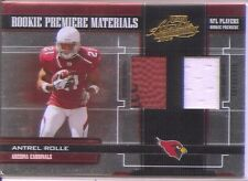 antrel rolle rc jersey/ball patch giants hurricanes 750