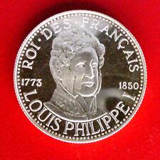 Les Rois de France Médaille en argent - Louis Philippe 1173-1850