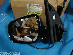 Montana Silhouette Uplander Venture SIde Mirror LH 10347938 OEM 1999 - 2005