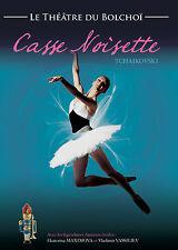 CASSE-NOISETTE, PAR LE THEATRE DU BOLCHOI - DVD