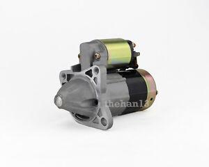 Starter Motor fits Kia Rio BC 1.5L Petrol 07/2000,2001,2002,2003,2004,07/2005