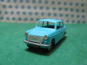 Ancien Norev N°36 - Fiat 1100 Belina À - Ech. 1/43