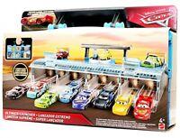 Disney Pixar Cars 3 Ultimate Launcher / Carrying Case Florida 500 Piston Cup !!!