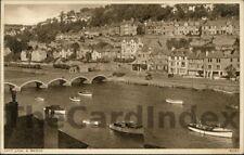 EAST LOOE River Postcard nr Plymouth CORNWALL Photochrom Co. Ltd., The