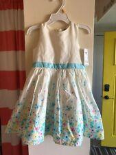 OSHKOSH BGOSH Girls Dress with Lining & Tulle ~ Size 3T ~...
