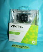 Vivitar HD High Definition DVR-783 HD Action Camera in Waterproof Case 5MP