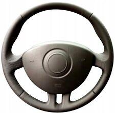 Renault Clio 3 - copri volante in vera pelle su misura