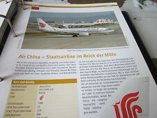 Airlines Archiv China Air China Staatsairline 10S