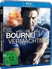 DAS BOURNE VERMÄCHTNIS (Jeremy Renner, Rachel Weisz) Blu-ray Disc NEU+OVP