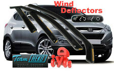 HYUNDAI IX 35  5.doors  2010 -  Wind deflectors  4.pc  HEKO  17262