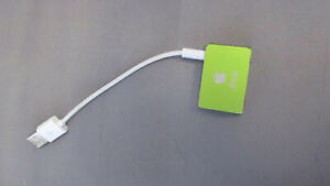 Apple iPod shuffle 2nd Generation Light Green 1GB 4H9137CC438
