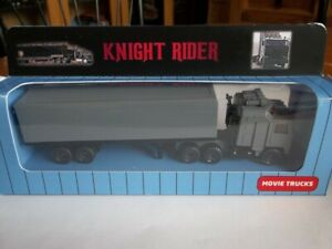 Movie Trucks - Matchbox - Knight Rider Goliath Truck - Kenworth - 1/80 Scale