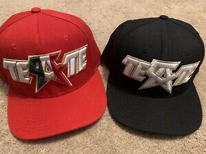 Saul Canelo Alvarez Rare Tecate Promotional Giveaway Hats