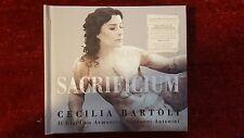 BARTOLI CECILIA - SACRIFICIUM (G. ANTONINI). BOX 2 CD LIMITED EDITION DECCA