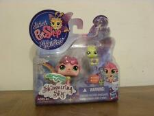 Littlest Pet Shop LPS Shimmering Sky Fairies #2706 and #2707