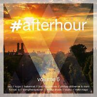 #AFTERHOUR,VOL. 6 2 CD NEU
