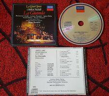 BRUNO BARTOLETTI *Amilcare Ponchielli La Gioconda* NATIONAL PHILHARMONIC ORCH CD