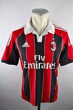 2012-13 AC Mailand Trikot Gr. SAdidas Jersey Fly Emirates Milan ACM