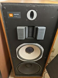Vintage JBL L220 Oracle Speakers Matched Pair One Owner Excellent Condition