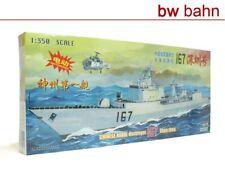 Trumpeter 1:350 04513 Bausatz Chinese Naval Destroyer 167 Shen zhen motorized