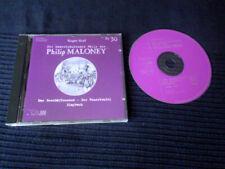 CD Roger Graf - Die Haarsträubenden Fälle Des Philip Maloney No 30 Playback