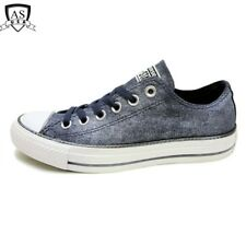 Converse All Star CT OX Washed Navy Sneaker 545029F Shoe Women's 5