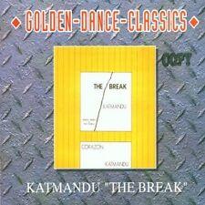 Katmandu Break (Dance Remix/Around the Clock Rap/Rap Remix, plus 'Co.. [Maxi-CD]