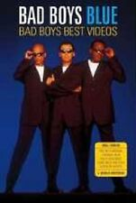 "BAD BOYS BLUE ""BAD BOYS BEST VIDEOS"" DVD NEUWARE"