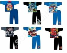Pijamas y batas camisetas para niño de 2 a 16 años