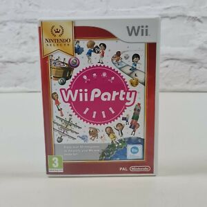 Nintendo Wii Video Game Wii Party Pal 3 +