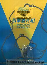 Kit réparation pompe à eau Kawasaki KX 125 2003 à 2008 Mitaka