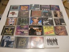 CD Sammlung diverse Musik Interpreten gebraucht 24 CD's
