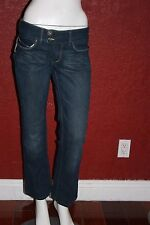 DIESEL ONLY THE BRAVE BLUE JEANS MADE IN ITALY COTTON SIZE 29