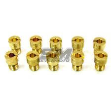 Carburettor Nozzle Set M4 82-100 10 Pcs for Dellorto Hyosung Newtee up 25 50 4t