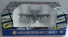 AVIATION : A-10 WARTHOG MODEL MADE BY FRANKLIN MINT FROM THE ARMOUR COLLECTION