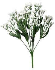 "Baby Breath (Pack of 24) White 12"" Pick Filler Flower Arrangement Wedding Craft"