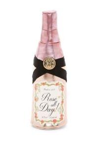 Betsey Johnson Yes Way Rosé All Day Bottle Kitsch Wristlet Bag | RARE | RETIRED
