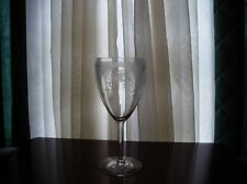 1920's Fostoria Virginia Clear Etched #267 Water Goblet Stem #661 Only