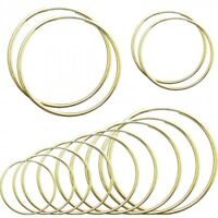 2 Creolen 925 Sterling Silber 24 Karat Ohrringe Damen Vergoldet Ohrstecker Echt