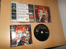 GALAXY FIGHT PS1 SONY PS1 GB Versión Pal