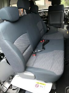 2017 Hyundai Iload  rear bench 3 seater