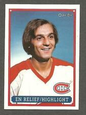 1993 OPC Fanfest Puck Canadiens' Guy Lafleur Highlight