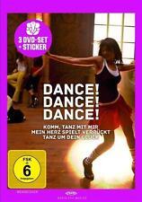 """3 DVDs *  DANCE! DANCE! DANCE!  # NEU OVP """""""
