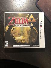 Legend of Zelda: A Link Between Worlds - Used (Nintendo 3DS)