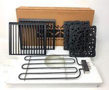 New listing Jenn Air Maycor Grill Rock Plates Grates Heating Element 04100024 04100007
