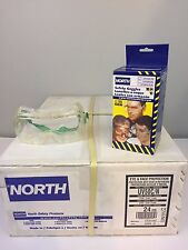 [2 pair] NEW Honeywell North PPE Laboratory Safety Goggles UV50C/N