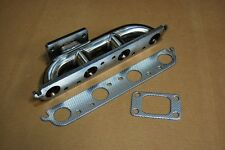 SOHC 420a T3 Stainless Steel Turbo Manifold Neon 2.0 Dodge Plymouth 2.0L R/T ACR
