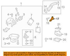 AUDI OEM 11-15 A8 Quattro Air Cleaner Intake-Bracket 4H0133570A