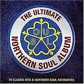 Ultimate Northern Soul Album CD Jimmy James Fred Hughes Little Milton